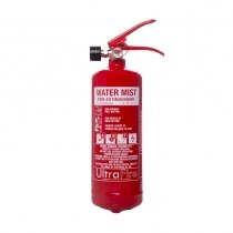 1ltr+ Water Mist Fire Extinguisher - Ultrafire