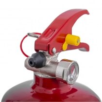 Extinguisher rating: 5A, 34B