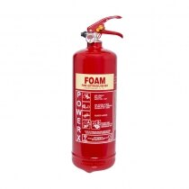 PowerX 2ltr Foam Fire Extinguisher