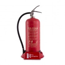 Suitable for extinguishers from 2kg CO2 up to 9kg/9ltr in size