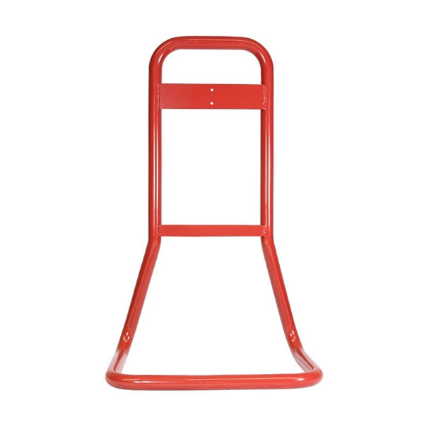 Image of the Single Metal Extinguisher Stand - Ultrafire - Red